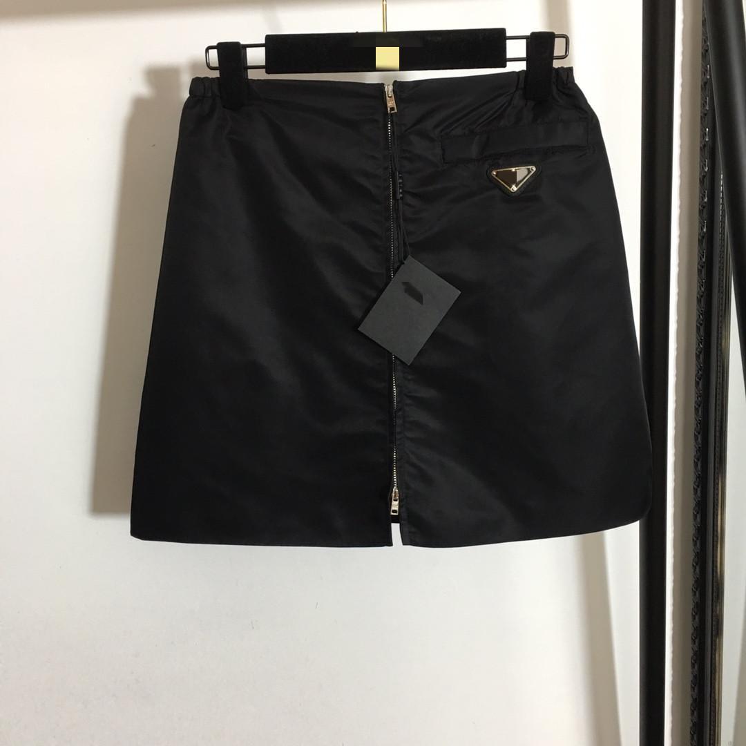2021 İlkbahar Yaz Sonbahar Kış Milan Tasarımcı Etekler Moda Bir Etek Kadın Marka Aynı Stil Etekler Weinishi
