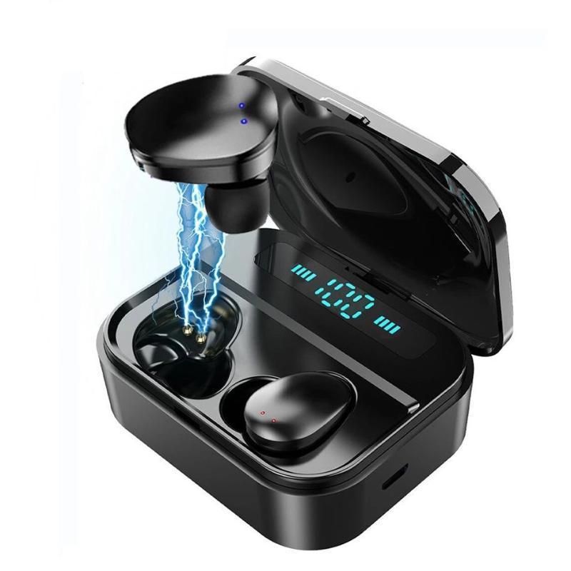 Huawei Bluetooth Kulaklık Gerçek Kablosuz Kulaklık kulaklık Stereo Spor Mini Kulaklık Su geçirmez Kulaklık