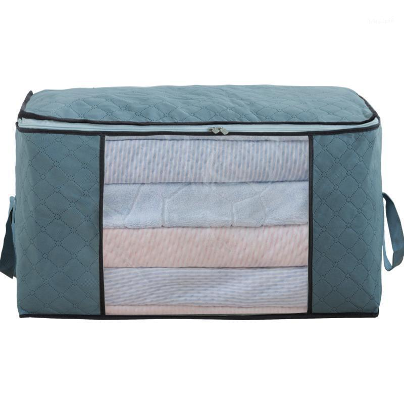 3 Размеры Получить сумку Домашний Шкаф для хранения Ящики складной нетканой ткани Сумка для хранения Сумки для хранения шкафа для одеяла Toy1