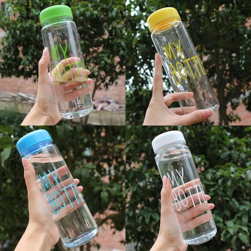 Coupe de sport populaire en plastique My Bottle Design sans poignée main maintient des bouteilles d'extérieur portables Favoris 2 1fr2 II