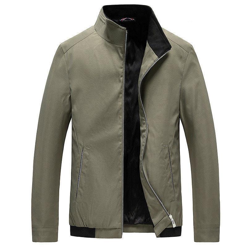 erkek, kadın ceket iyi qu00% pamuk uzun uiujd ple654rkjdb bnbdtyte bv fermuarın gündelik ince Asya boyutu normal doğal rengini sleeve