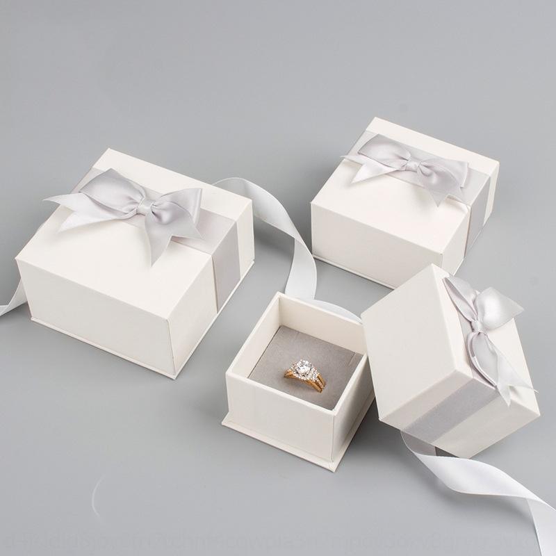 bf5hn 박스 쥬얼리 귀걸이 목걸이 팔찌 실버 반지 팔찌 실버 링 세트 선물 상자 보석 포장