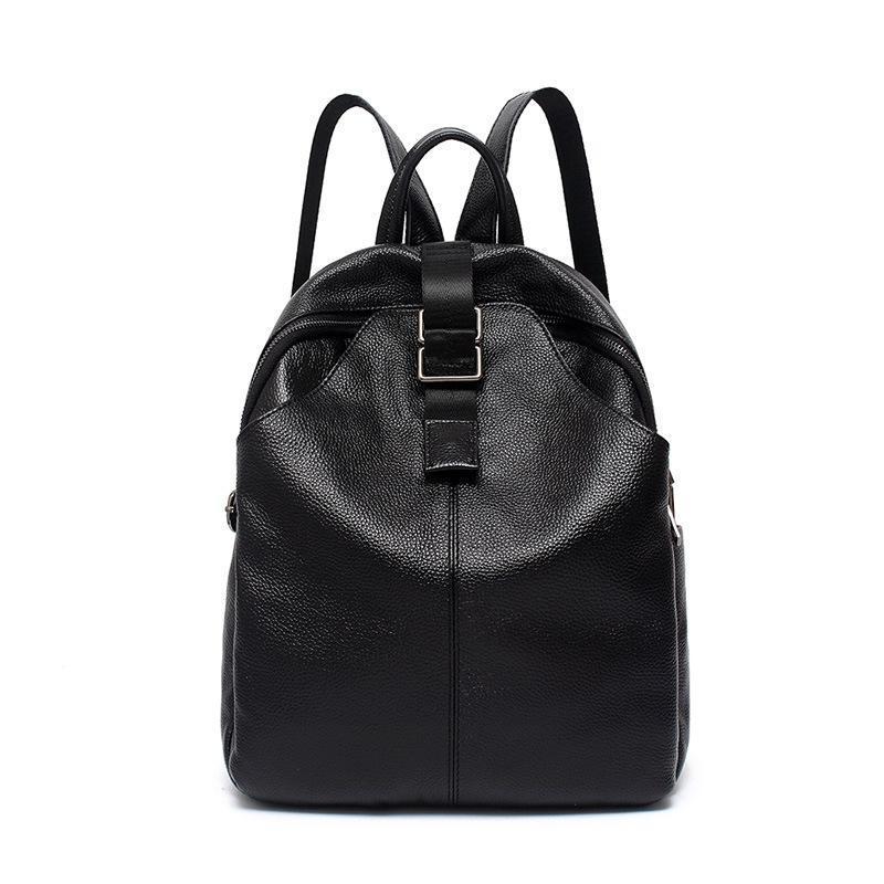 Сумка личности кожа мода плеча коровьиные дамы 9812-D кожаный рюкзак путешествия новые сумки женщины fpgxi