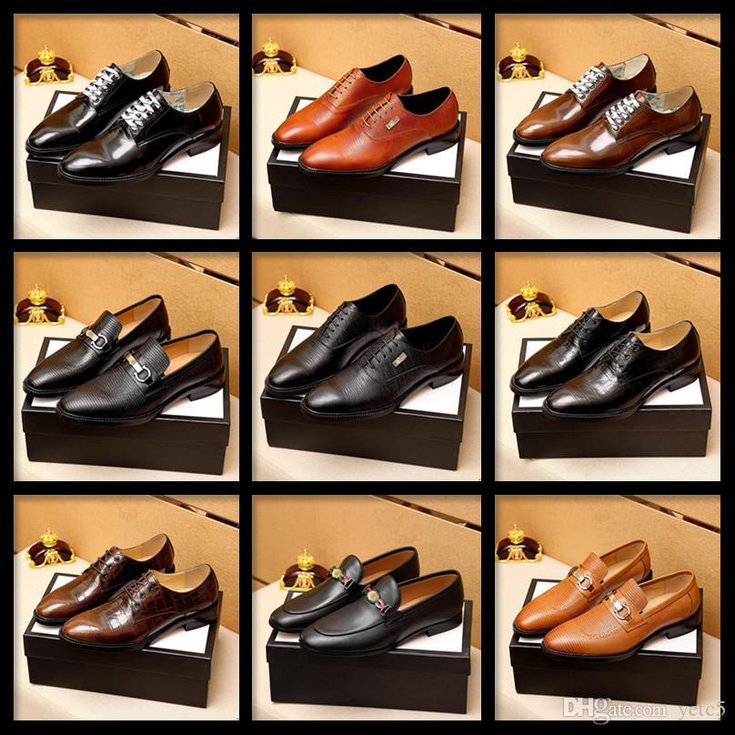 C5 37 ~ 45 Plus Size Luxury Bianco Italiano Italiano Glitter Mocassini Mens Sequin Scarpe da uomo Abito da uomo Abito da uomo Scarpe da matrimoni Classic Loafer Scarpe formale 11