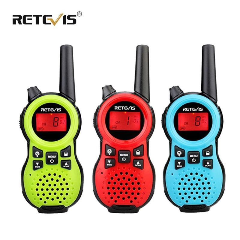 Retevis RT638 / RT38 PMR 446 Zweiwegradio 2ST PMR VOX USB-Lade Walkie Talkie Weihnachtsgeschenk Mini Walkie