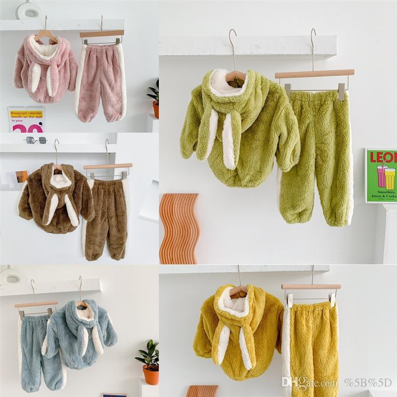 SAB Onefit Outfit для одежды мальчик девушка большая толстовка брюки падение малыша капюшон весенний набор детский спортивный бутик корейской дочерней одежды