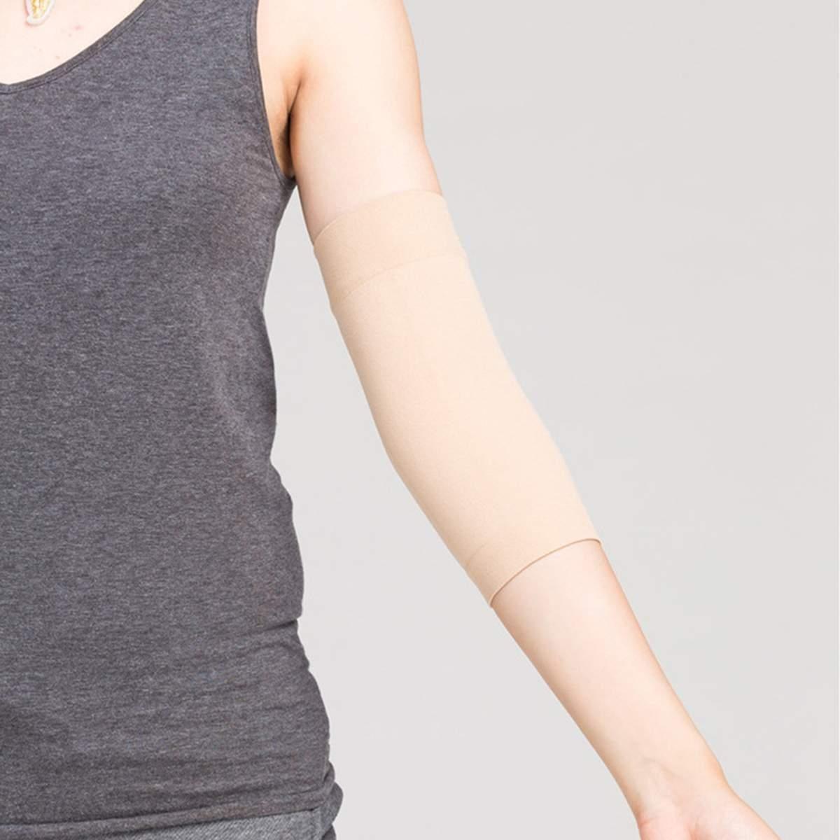 58% zniżki 1 Para Tatuaż Cover Up Compression Tlueves Bands przedramię Concealer Support Color Color Tattoo Aftercare Ochrona UV Oceeeve