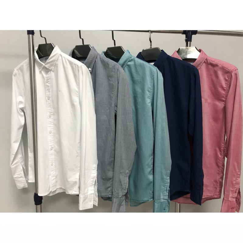 polo coccodrillo camicia da uomo polo manica lunga business polo camicia ricamo autunno moda fashion manica lunga