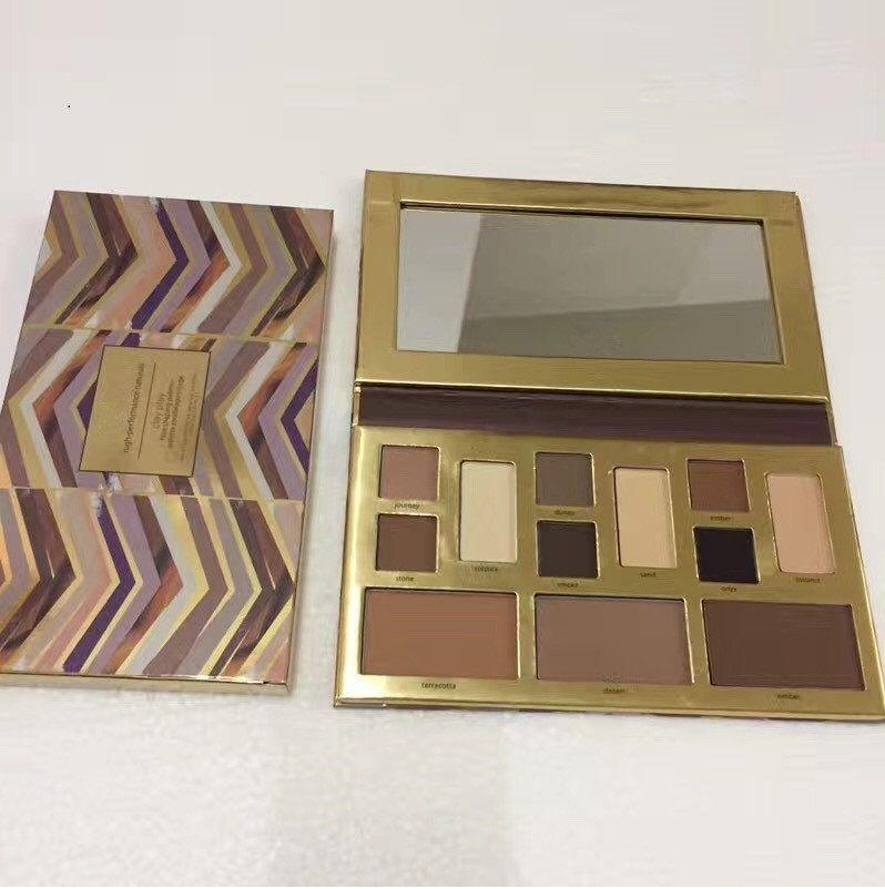 Mehrere Arten Schimmer Matte Natürliche Lidschatten-Palette Make-up Light Eyeshadow-Palette Kosmetik Set Eye Makeup-Palette