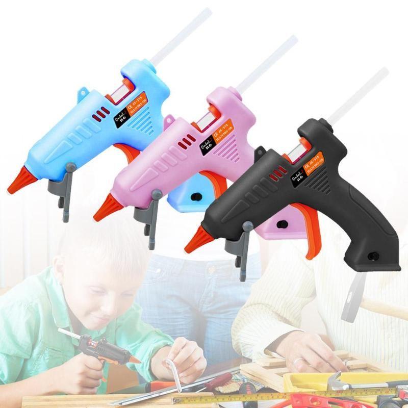 Kinderhandgemachte nachladbare drahtlose elektrische Heizung Kleber Schmelzen Gun-Stock durch die Kinder kommt Separadora lcd