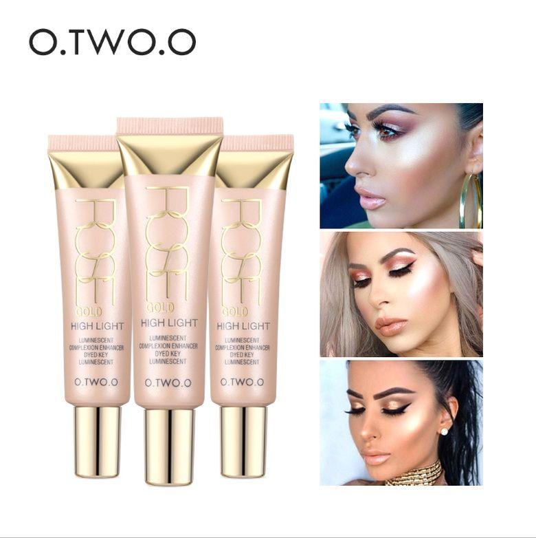 Makeup Bronzers & Highlighters Foundation High Light Luminescent Complexion Enhancer Dyed Key Luminesent Face Coutour Brighten Liquid 25ML