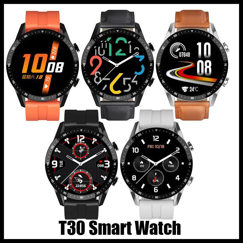 T30 Smart Watch Armband Uhren Android-Uhr Smart SIM Intelligent Handy Schlafstatus Mit DHL FREE
