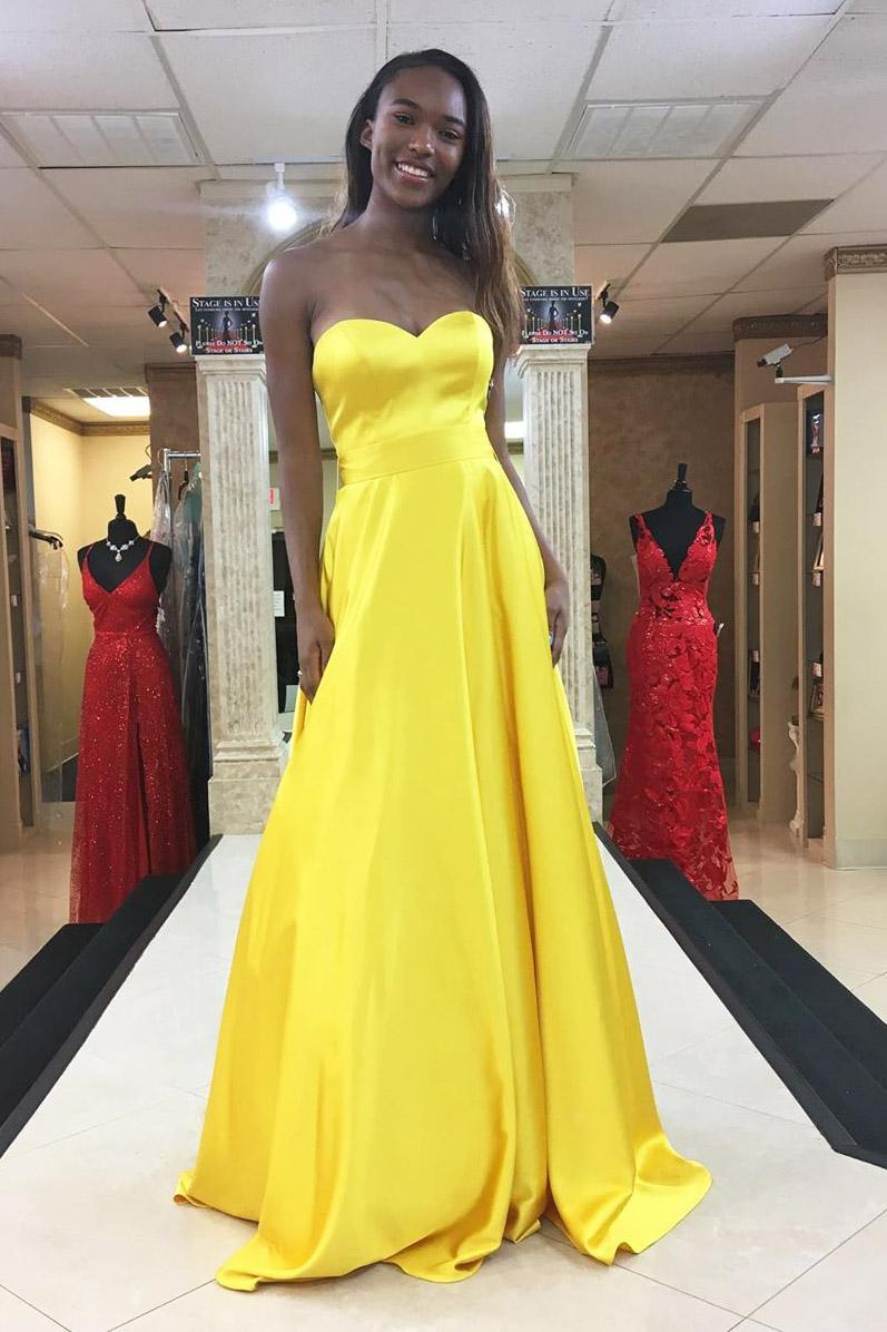 Black Prom Dresses Sweetheart Evening Dresses Sexy Lace-up Back Long Prom Party Gowns Vestidos De Festa Bridesmaid Dresses Custom Made