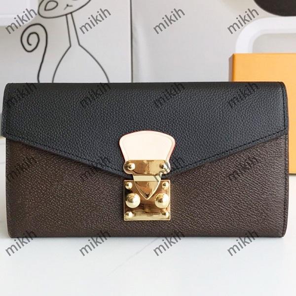 Moda Lady Wallet High-End Clássico Antigo Estilo Impressão Longa Top Senhoras Bolsa de Alta Qualidade Quintas Das Mulheres