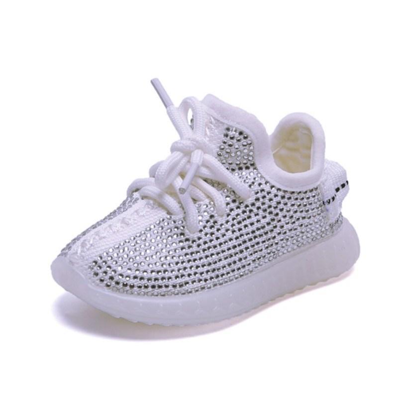 Alogt Primavera / Autumn Baby Girl Boy Bambino Scarpe bambino Infante Sneakers Sneakers Scarpe da cocco Soft Confortevole Scarpe per bambini 201026