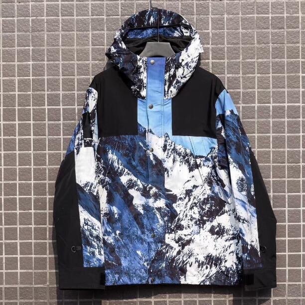 Fashion Hommes Windbreaker Vestes Capuche Coatings Unisexe Hop Hop Hop Streetwear Spring Automne Hip Hop Sport Manteau M-2XL