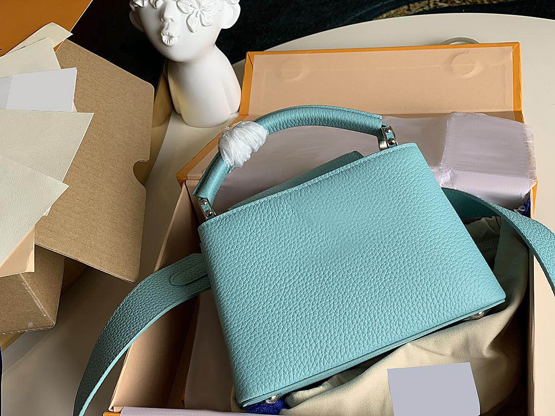 2021womenLuxys Designer Taschen Hohe Qualität Ursprüngliche Bestellung Handtaschen Mode Crossbody Taschen Original Leathe Geldbörsen Kupplung Schulter Neue Taschen