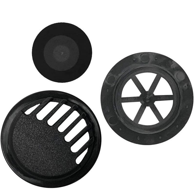 Spot masque de poussière de haute qualité masque de soupape respiratoire masque de respiration Valve accessoires filtre air respiration bricolage masque couvercle accessoires HWC3380