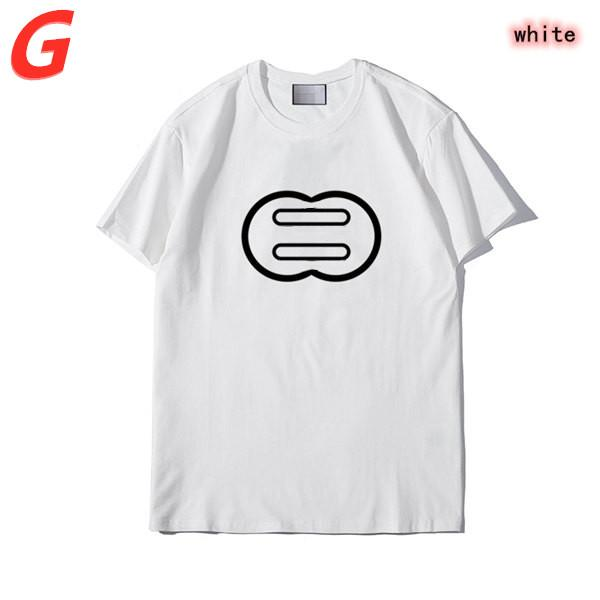 21ss erkek Tees Moda Erkek Kadın Yaz T Shirt 3 Renkler 24 Stilleri Mektup Desen Baskı Erkek Kısa Kollu Nefes Üstleri