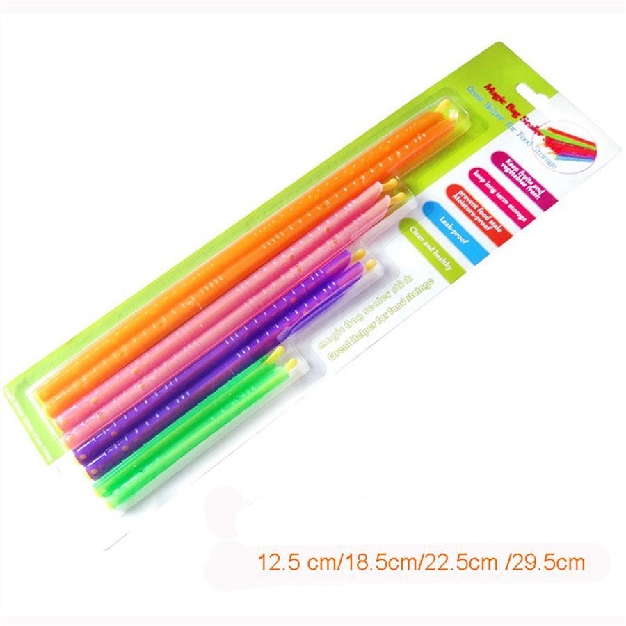 Magic Bag Seller Stick Refrigeración Herramientas y equipo Bolsa de alimentos Selling Clip Fresh Lock Stick Gift Embalaje