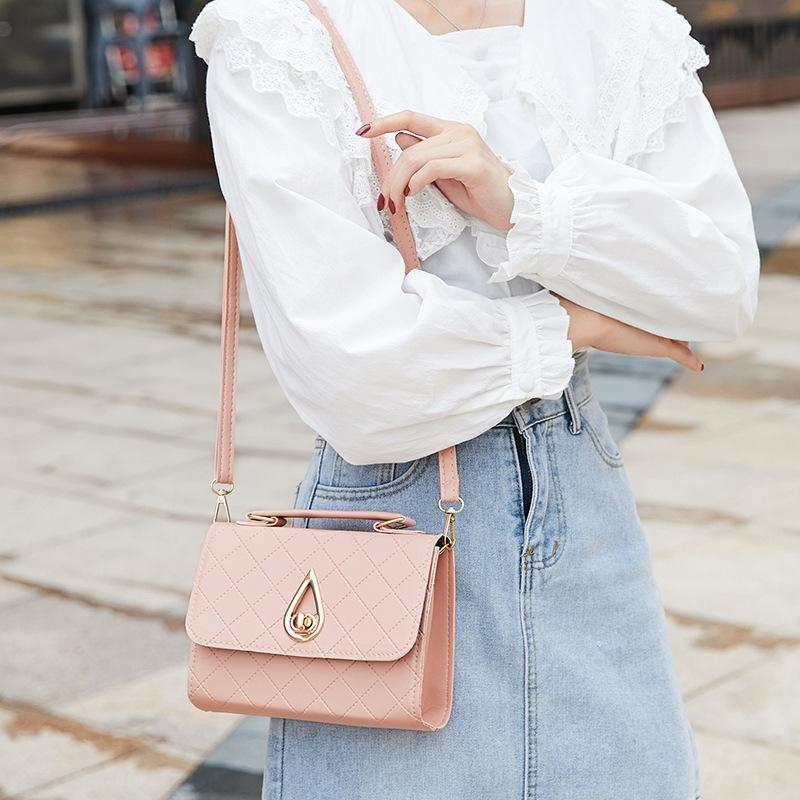Seule épaule H sac de petite main petites bagwomen 2020 printemps et en été nouvelle mode barre transversale mode coréenne sac bhHh8