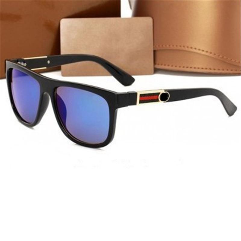 Óculos de sol 3880 Luxo Polarizado Mens de Luxo Óculos de Sol Rimless Banhado A Ouro Quadrado Quadro Marca Sol Óculos Moda Eyewear