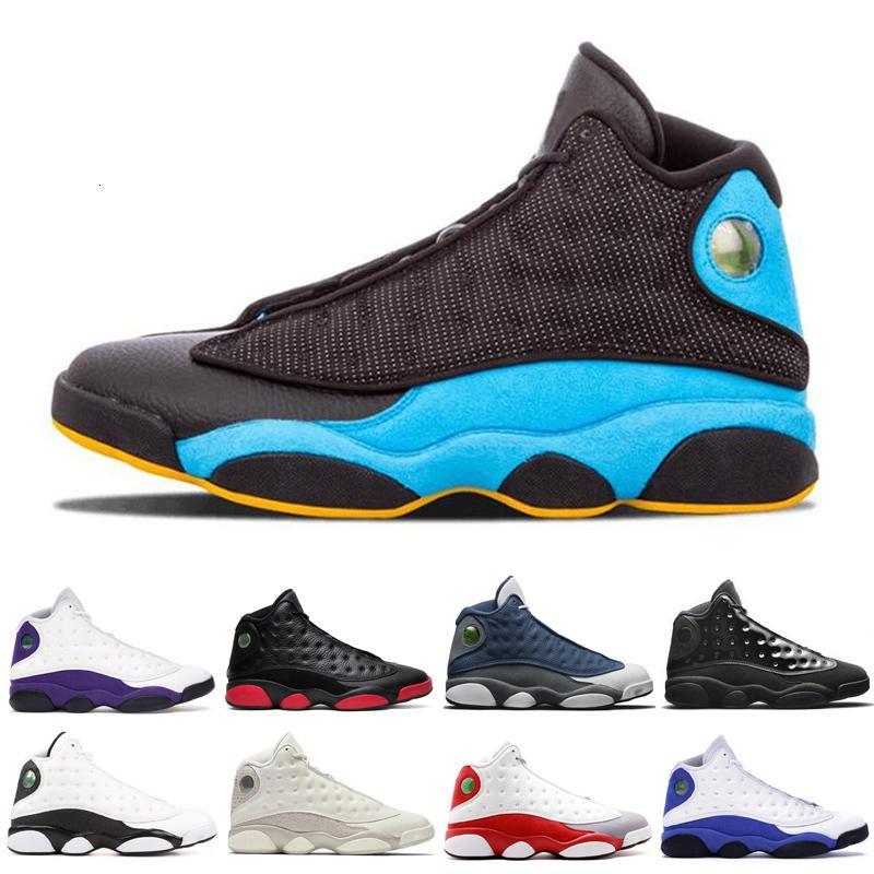 2020 Novos 13 13s Homem Sapatos Mulheres Flints Ame e Respeito Altitude Mens Trainer Speaker Sneaker 36-47