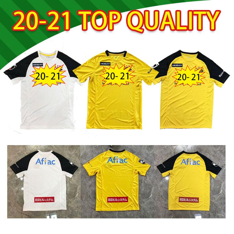 2020 21 Nouveau Kashiwa Reysol Soccer Jerseys 2020 J1 League Uniforme de football # 7 Otani Home Shirt de football