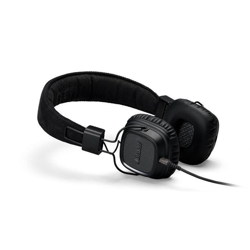 Neueste Marshall Major Ii 2 .0 Wired Kopfhörer DJ-Kopfhörer tiefe Bass Ear-Kopfhörer-Kopfhörer für Samsung-intelligentes Telefon-freies Verschiffen