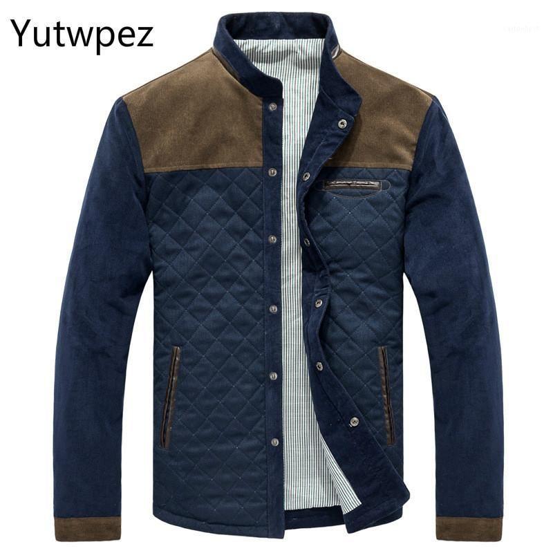 Yutwpez Spring Automne Veste de baseball Veste Baseball Uniformes Slim Casual Coat Mens Marque Manteaux Manteaux Mâle Vêtements Sa5071