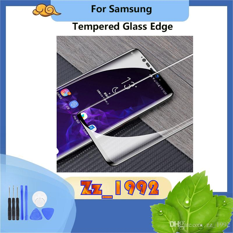 Tempered Glass For Samsung Galaxy Note 20 S20 Ultra S10 S9 S8 Note 9 10 Plus Screen Protector Protection Film