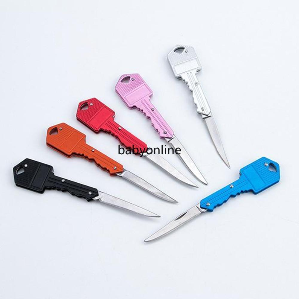 Us us stock formify mini складной нож фруктовый нож многофункциональный ключ нож наружный сабер швейцарские самообороны ножи EDC инструмент