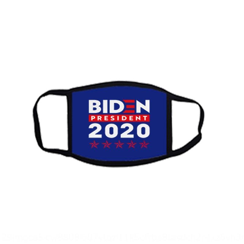Maschera per la maschera di maschera 8pas Maschere americane 2020 forniture Maschere maschera # 360 Joe Biden American Election Election Elezione più recente Flag Face Bocca TGDTV