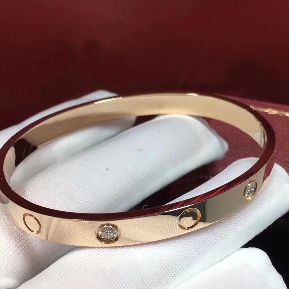 braccialetto amore mens braccialetto bracciali donne monili dei braccialetti di lusso del progettista braccialetto braccialetto d'oro di lusso campo da designer di gioielli jewelry105