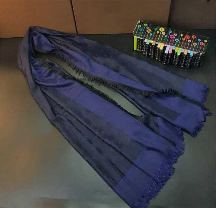 عالية Qualtiy وشاح المرأة والأوشحة الأزياء الصوف تصميم الحرير وشاح المرأة مربع شالات حجم 140x140cm no box