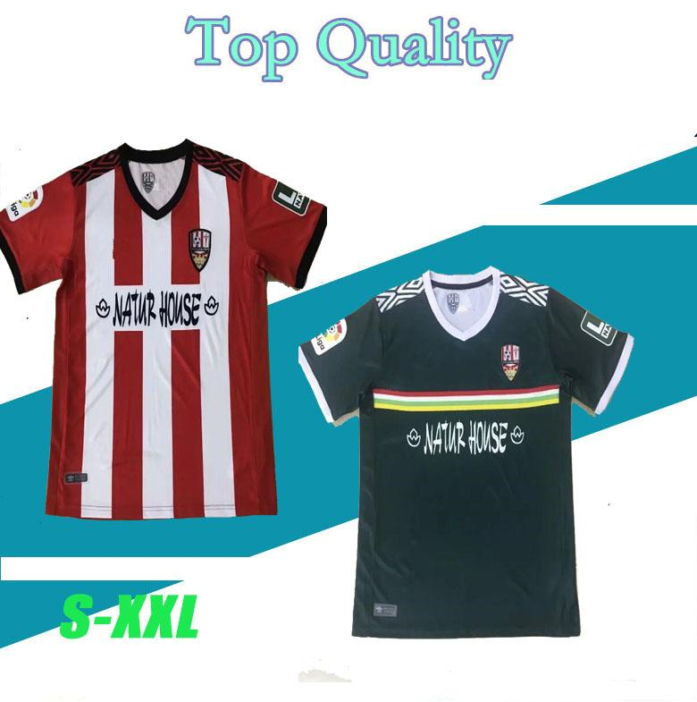 Tailândia 20 21 UD Logroñés Futebol ANDY IÑAKI Errasti ZELU Vitoria 2020 2021 logroñés Camisetas de fútbol camisas de futebol