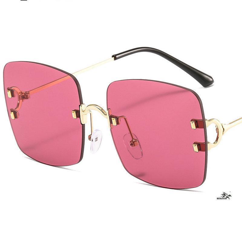 Marco vintage fml oro marco transparente vidrios transparentes transparentes mujeres hombres óptico gafas cuadrado lente lente clásico mxhjv