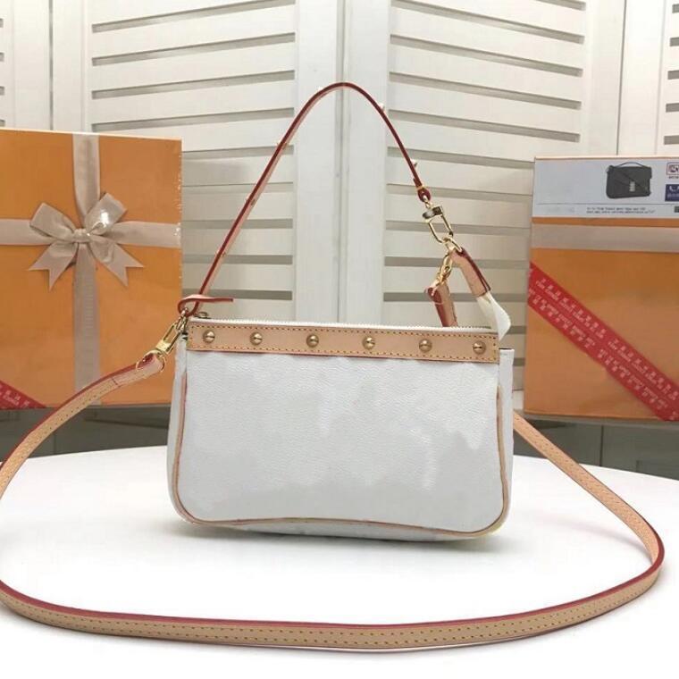 Ein neuer Handtasche Designer Designer Frauen Luxurys Taschen Muster Klassische 2020 Rucksack Handtasche Französisch 224 Fmoae