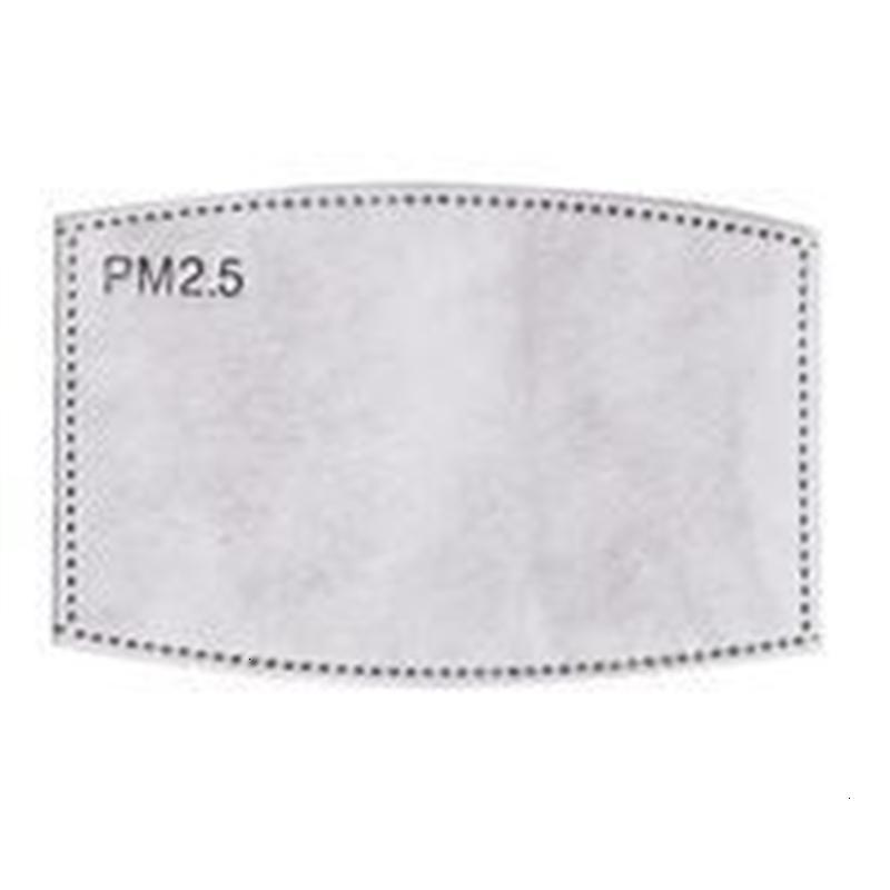 Детские хлопчатобумажные 2020 PM2.5 моющиеся теплые лица с окунью анти-пыль-маска красочные нетканые ткани детские тканевые маски 5 P77A1