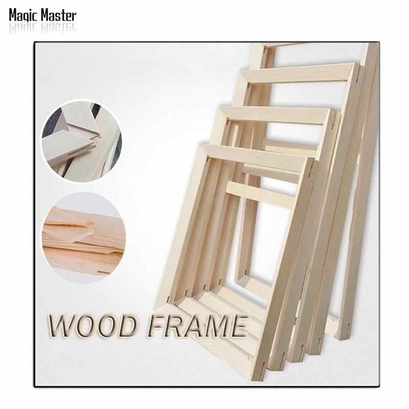 السعر مصنع الخشب إطار دعوى لجميع أنواع النفط ديي اللوحة سميكة محدب الخشب الإطار جدار اللوحة الصورة الباب صور 8keh #