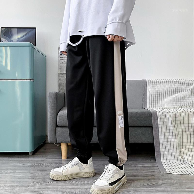 Pantaloni sportivi da uomo Streetwear 2020 Hip Hop Casual Joggers Sweatpants Men Street Fashion Pantaloni1