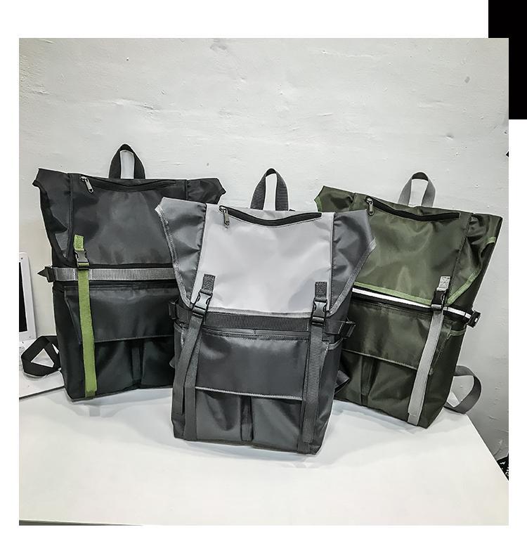 Сумка Backpacks HBP и мода Мужская XVPNQ Пакет Женских Оксфорд Многофункциональные студенты Sakoche Спиннинг Индивидуальность Homme EHNM