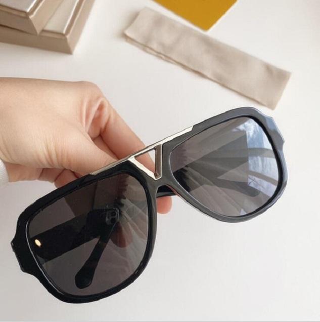 جديد أعلى جودة 1266 رجل نظارات الرجال نظارات الشمس النساء النظارات الشمسية نمط نمط يحمي عيون gafas دي سول مولات دي سولي مع مربع