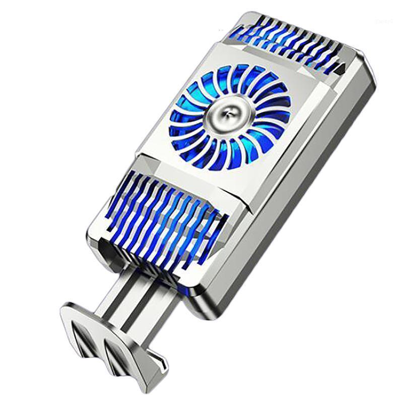 Компьтер-книжка Охлаждающие колодки для мобильного телефона Радиаторный полупроводник и артефакт Подходит для PUBG Game anor1