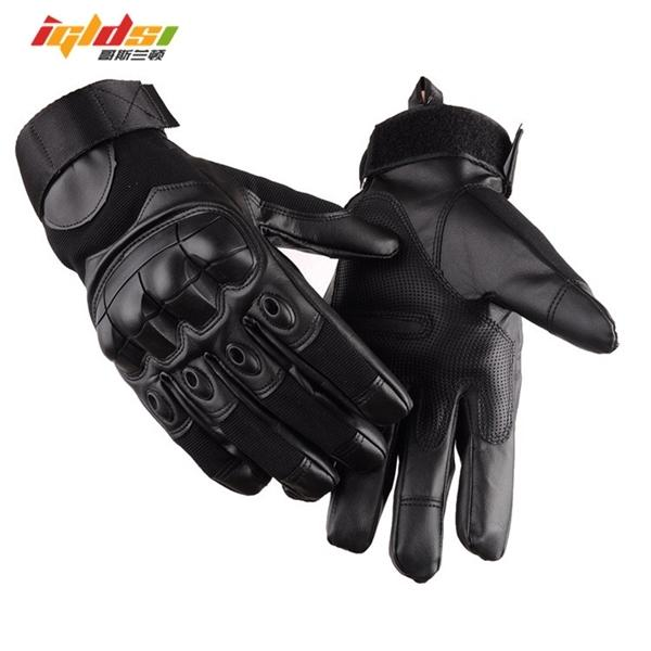 Army Combat Tactical Gloves Мужчины SWAT Спецназ Shoot Военные GYM Перчатка Knuckle Полный Finger Fight пейнтбол перчатка 1011
