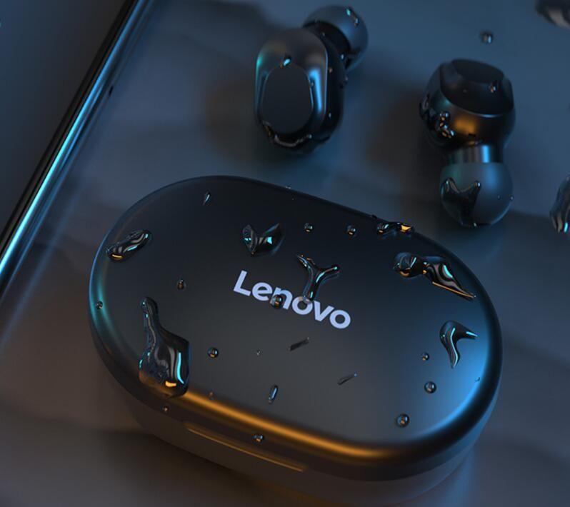 마이크 노이즈 감소 TWS 이어폰 레노버 원래 무선 블루투스 헤드폰 AI 제어 게임 헤드셋 스테레오베이스