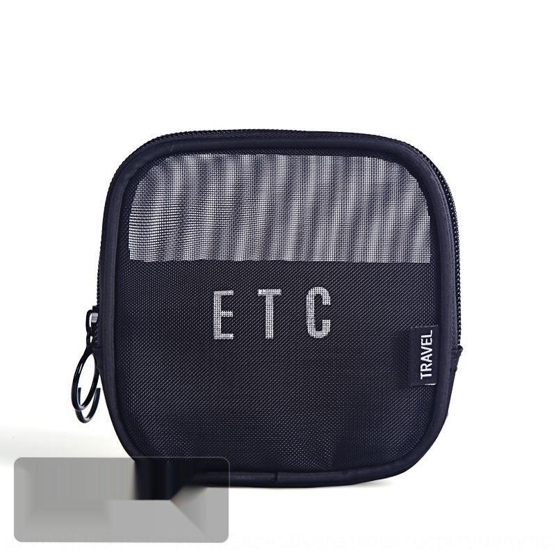 Make-up Lagerung Kosmetik Frauen 2020 neue Lippenstift portable Speicher mit großer Kapazität Tasche ins Super Feuer trägt auf Tasche bewegliche kosmetischen Fall b2PO1