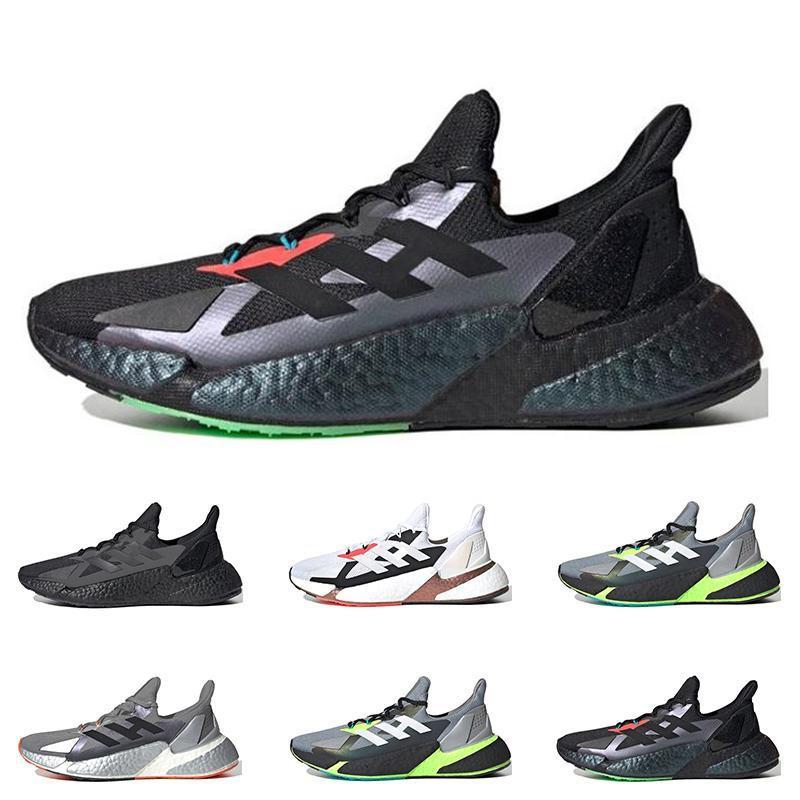 أعلى جودة X9000L4 أحذية رجالي basf رمادي ستة ولدت الثلاثي الأسود الرجال في الهواء الطلق الرياضة رياضة المدربين الأزياء تنفس