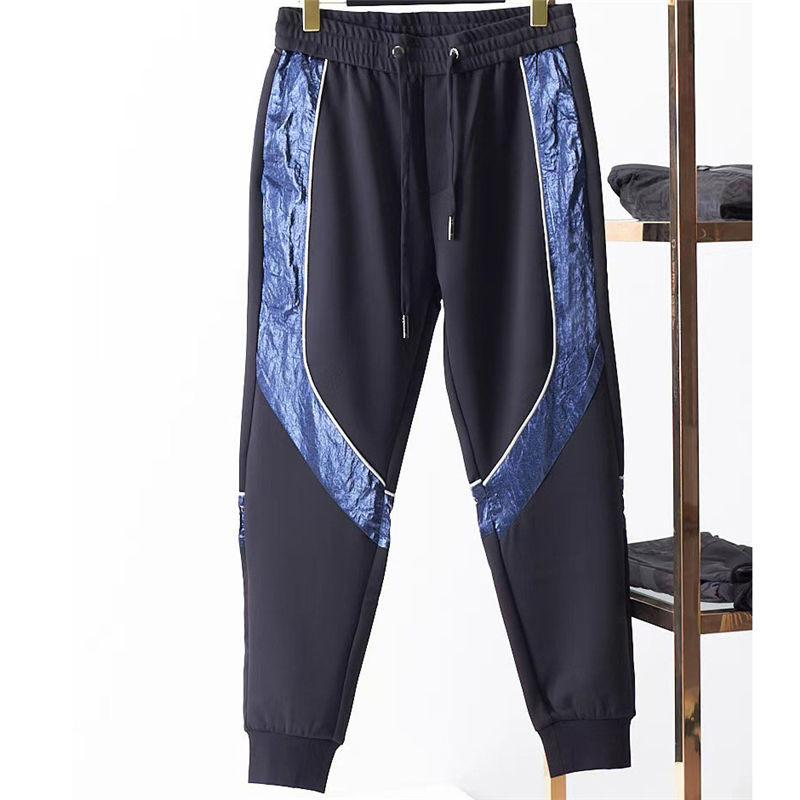 Men Women Joggers Sweatpants 2020 New Fashion Mens Autumn Winter Letter Printed Track Pants 20ss Womens High Quality Street Sports Trousers