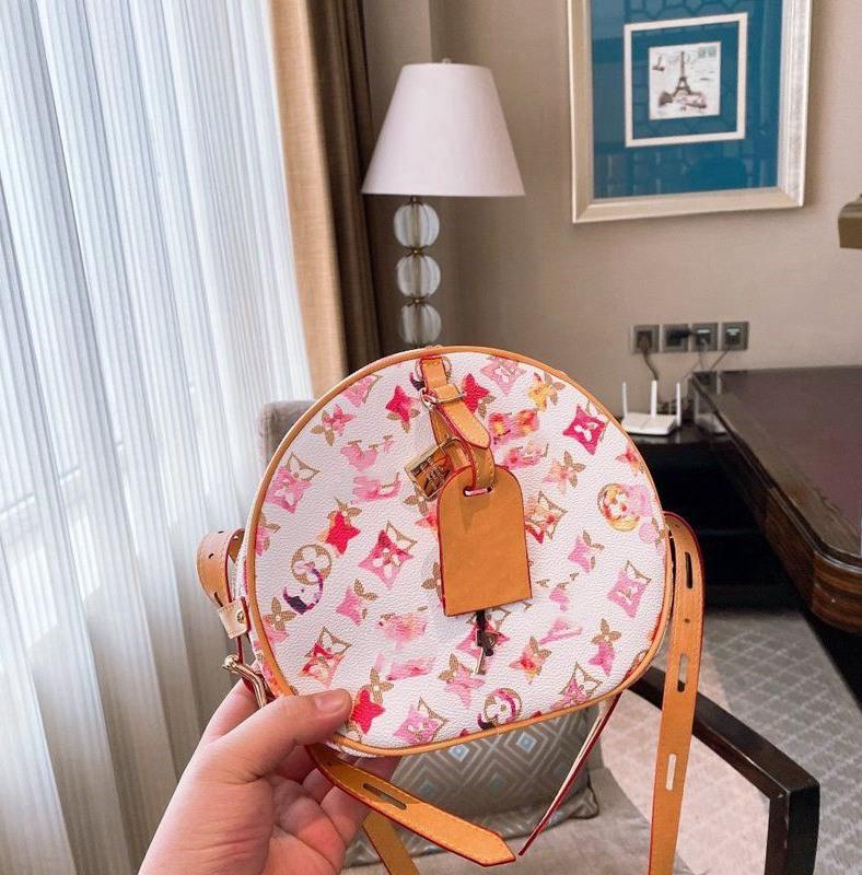 Женщина Мода Роскошные сумки Кошельки Классические кожаные сумки на ремне цепи Креста тела сумка Tote -L3853
